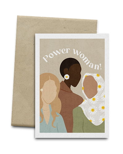 Power Woman Melocard