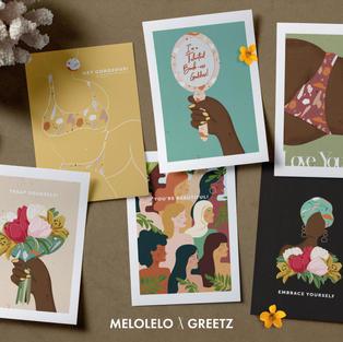 GREETZ selflove collection