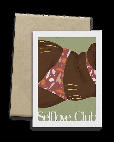 Selflove Club Melocard