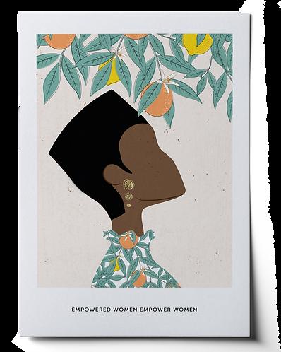 Empowered Art Print