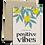 Thumbnail: Positive Vibes Melocard