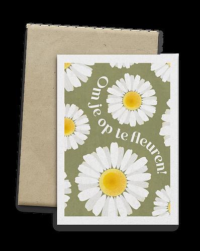 Om je op te fleuren Melocard