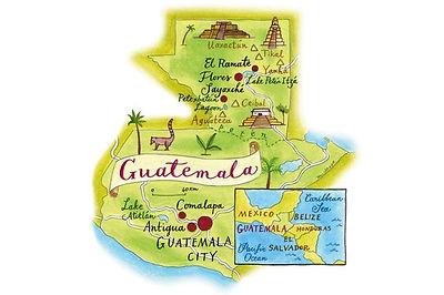 Let's go to Guatemala with Bamboleo