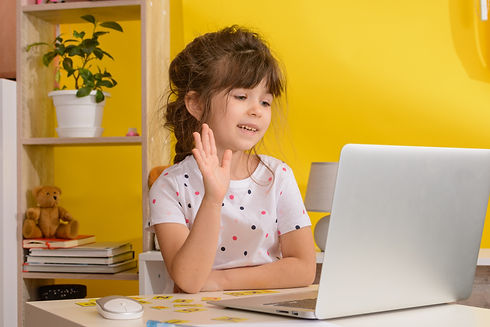 Online Spanish lessons for children.
