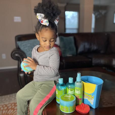 Toddler Hair Care