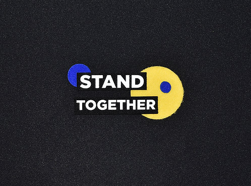 Stand Together Patch Set