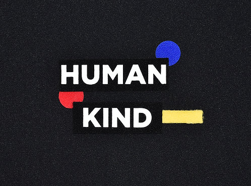 Human Kind Patch Set