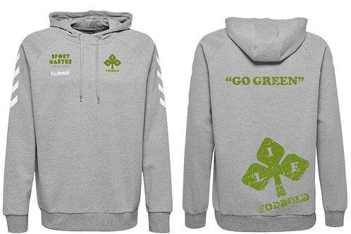 Lystrup IF Go Green Hoodie Børn
