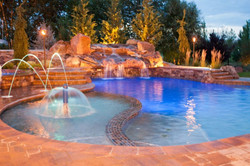 modern Style Pools