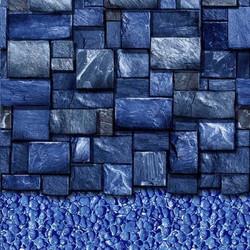 Blue Slate Streamstone