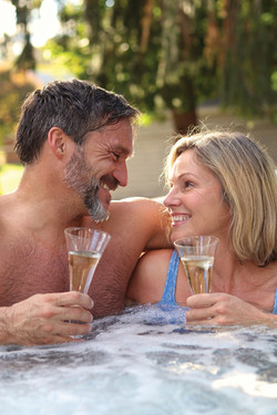 Celebrate Older Couple