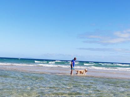 Deadmans beach