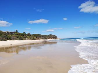 Deadman beach