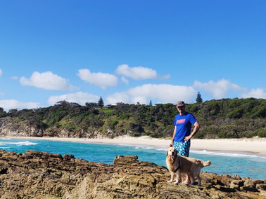 Frenchmans beach