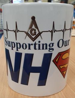 NHS mug