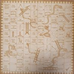 Masonic snakes and ladders