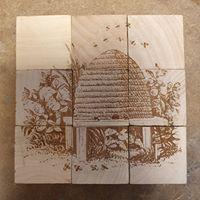 9 cube puzzle