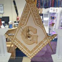 Masonic clock