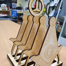 masonic toast rack