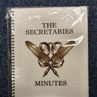 secretaries minutes