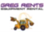 Greg Rents Logo
