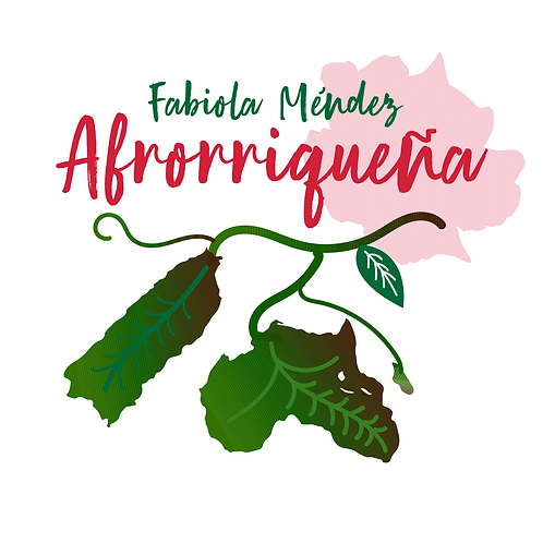 Afrorriqueña sticker