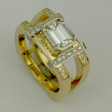 Awesome Diamond Ring