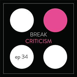 Is all criticism bad?