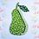 Thumbnail: Green Pear Mosaic Kit