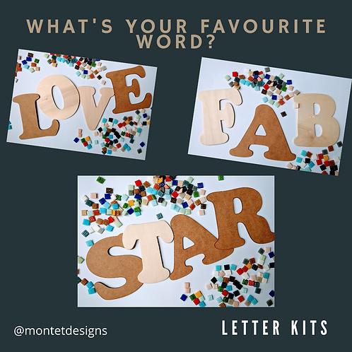 Letter Kit