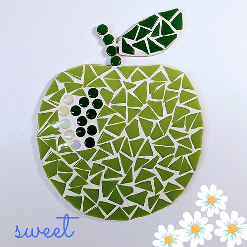 Green Apple Mosaic Kit