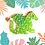Thumbnail: Sparkling Green Dragon Mosaic Kit