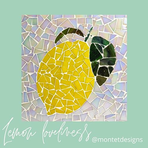 Lemon Mosaic Kit