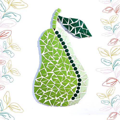 Green Pear Mosaic Kit