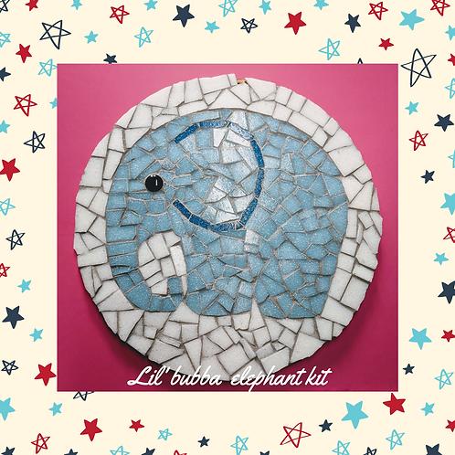 Mosaic Kit Elephant #2