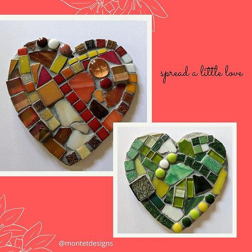 2 Love Heart Kit