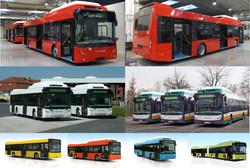 Tedom bus