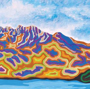 Four Peaks Lake View