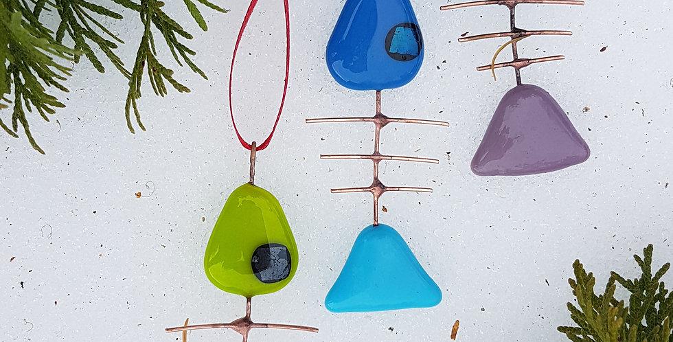 Fish Ornament -Single
