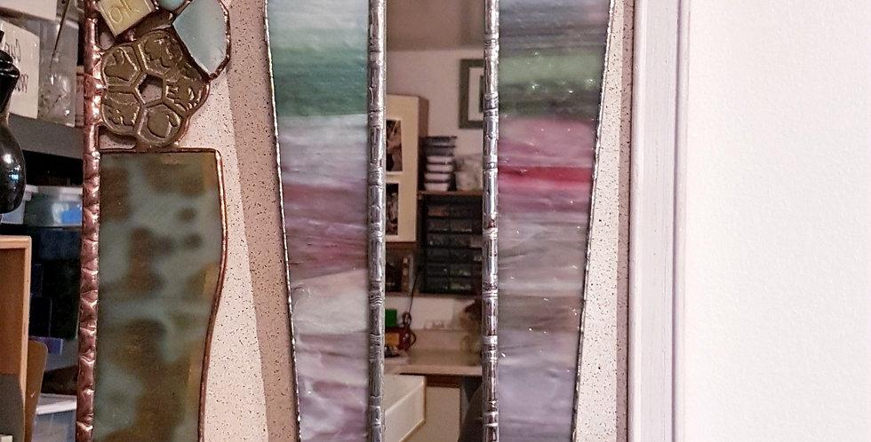Fluorite Corona Mirror