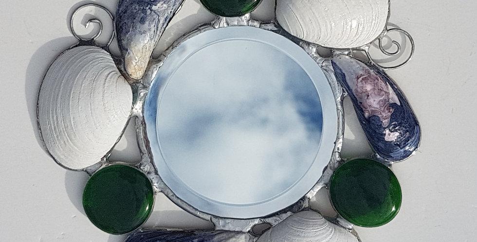 Juneau Beach Mini Mirror