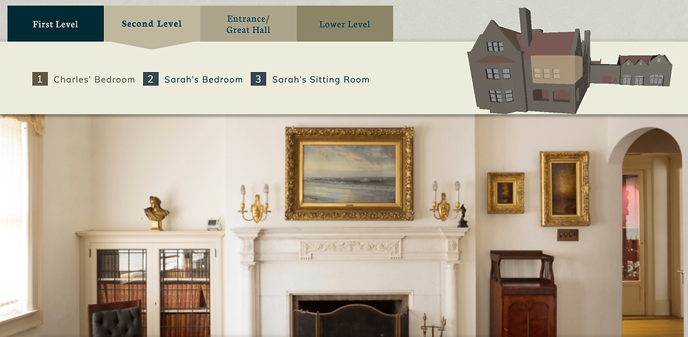 Museum virtual tours great for advertising