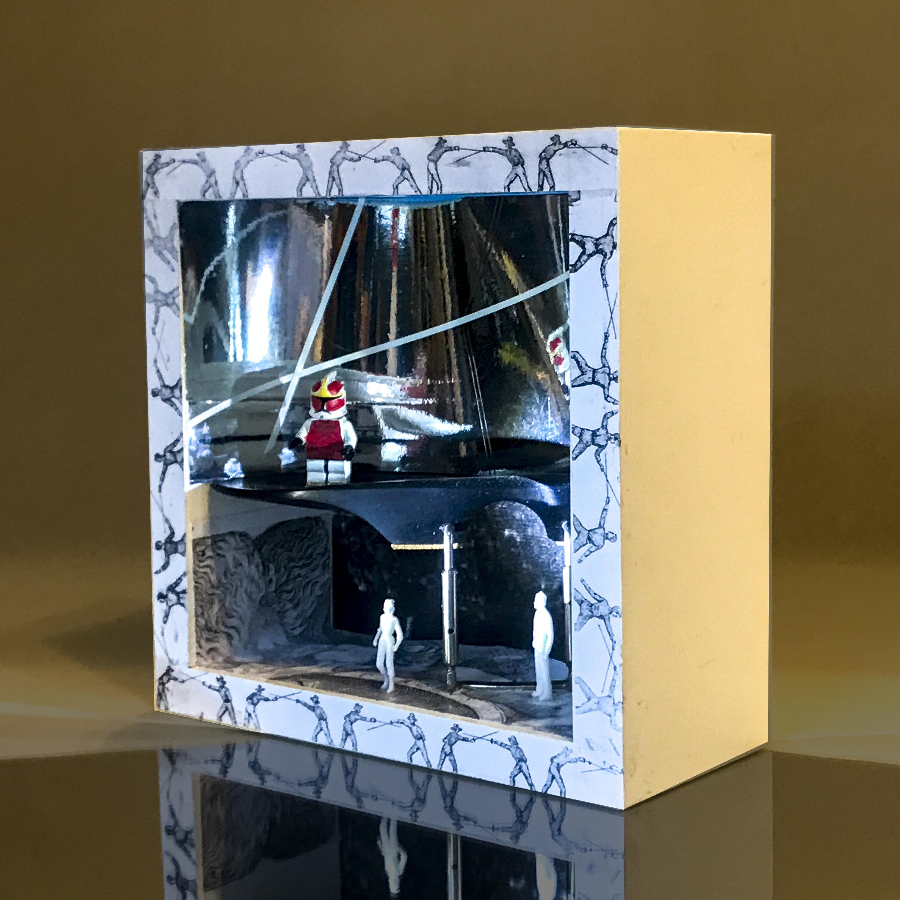 115-Cyberpunk Fencing-B