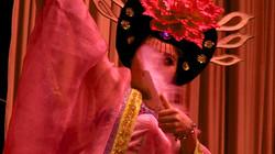 Beijing-traditional dancers - 09