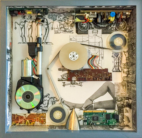 235-A-Man Recording Life Through Time -