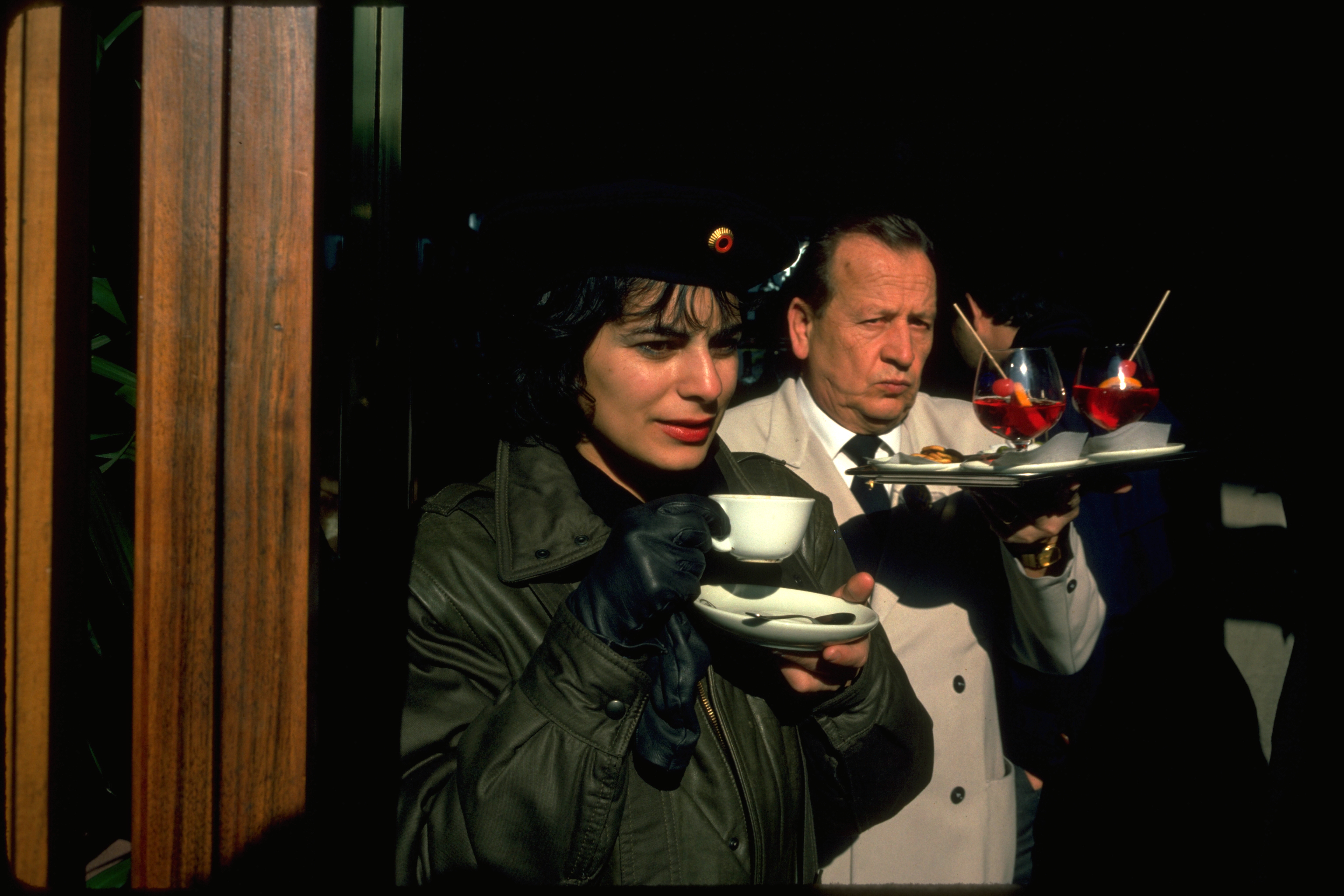 tea in Venice