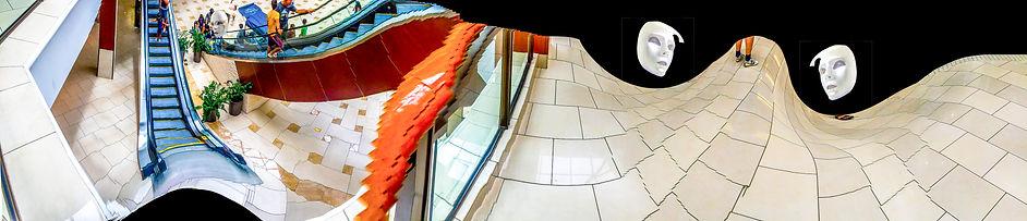 masks--Aventura-Mall-escalator.jpg