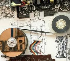 235-Man Recording Life Through Time #1 -