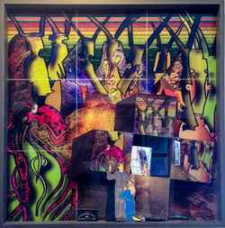 Grace-37'x37'-Framed---3D-on-plexiglass-