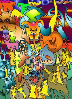twisted-animals-portait